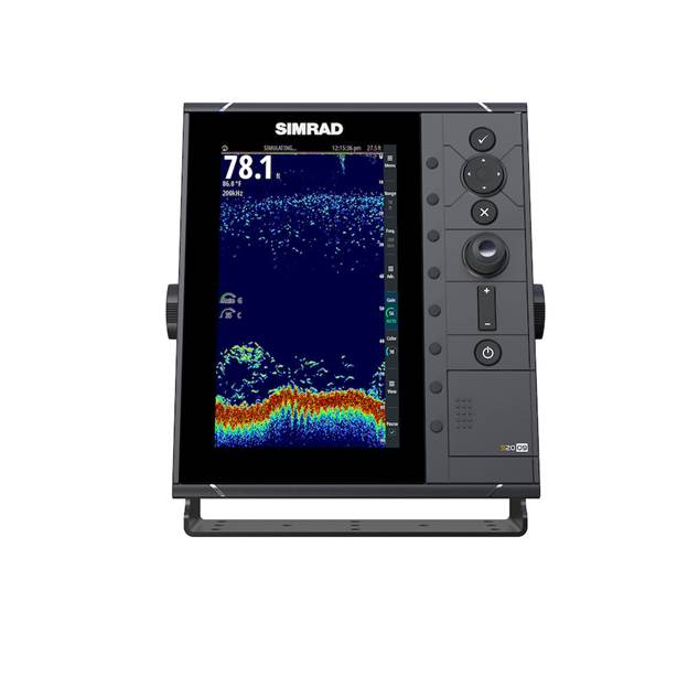 Simrad S2009 - Tackle West