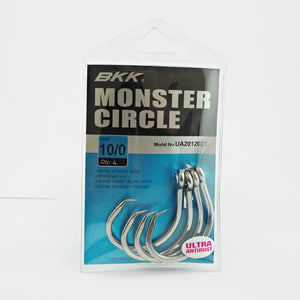 BKK Monster Circle Hook - Tackle West