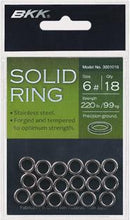Load image into Gallery viewer, BKK Solid Rings - Tackle West
