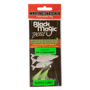 Black Magic Whiting Snatcher - Tackle West