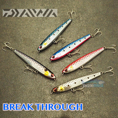 Daiwa Shore Spartan Break Through - Tackle West