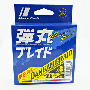 Majorcraft Dangan X8 300m - Tackle West