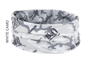 Duo UV Buff White Camo - Tackle West
