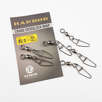 Harbor Crane Crosslock Snap - Tackle West