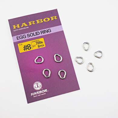 Harbor Egg Solid Ring - Tackle West