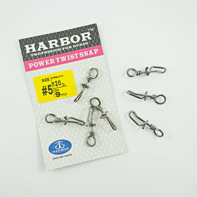 Harbor Power Twist Snap