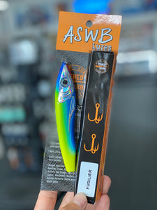 ASWB Flutter Drop 40 - Tackle West