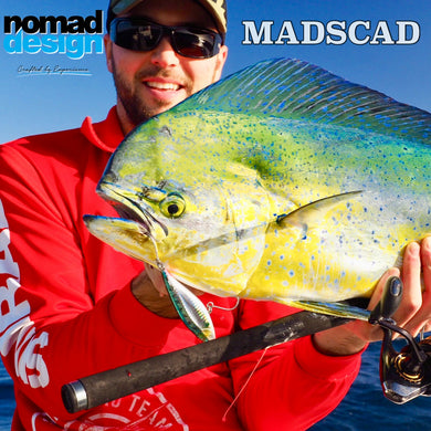 Nomad Madscad 115 - Tackle West