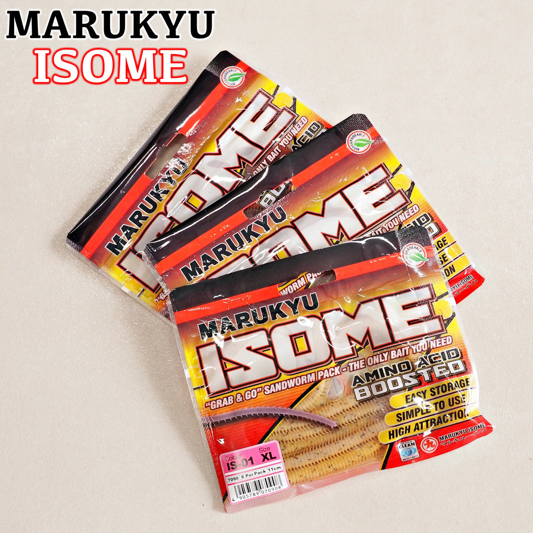 Marukyu ISOME Worm - Tackle West