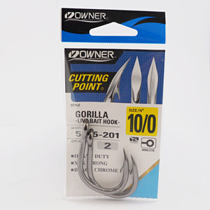Owner Gorilla Hook - Tackle West