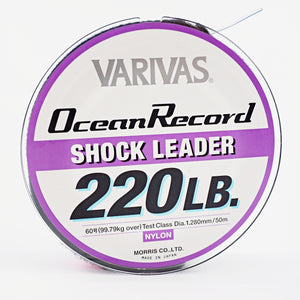 Varivas Ocean Record Shock Leader - Tackle West