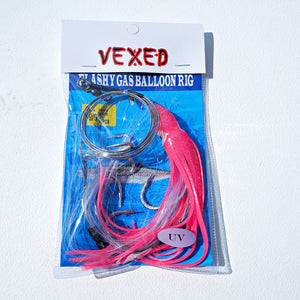 Vexed Flashy Gas Balloon Rig - Tackle West