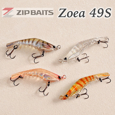 Zipbaits Zoea 49S - Tackle West