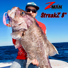 "Load image into Gallery viewer, Zman StreakZ 8"" XL - Tackle West"
