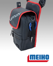 Load image into Gallery viewer, Meiho VS-B6071 2-way Bag - Tackle West