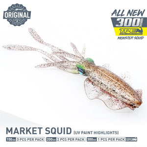 The Ultimate Squid 300 10X Tough - Tackle West