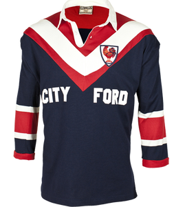 1976 Roosters Retro Jersey (Pre-Sale)