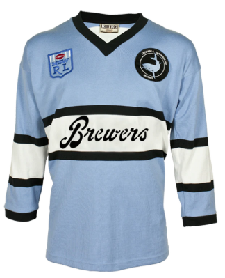 1990 Cronulla Sharks Retro