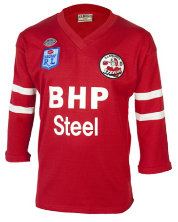 1987 Illawarra Steelers Retro Jersey