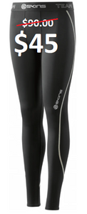 Skins DNAMIC Youth Compession Long Tights