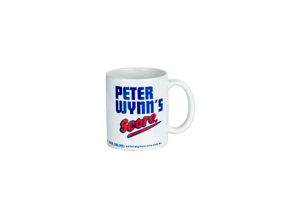Peter Wynn's Score Coffee Mug