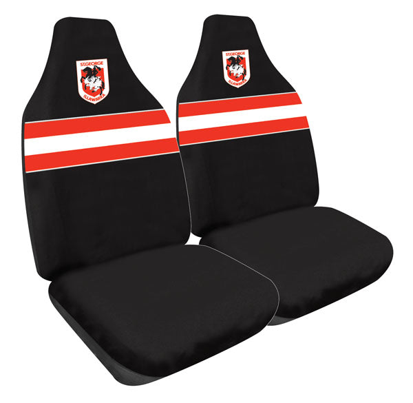 Dragons Car Seat Covers