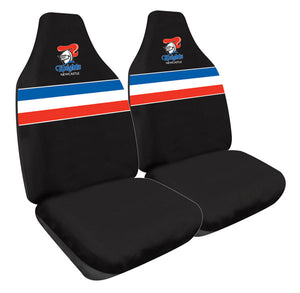 Knights Car Seat Covers