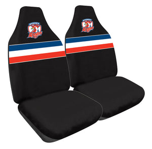 Roosters Car Seat Covers