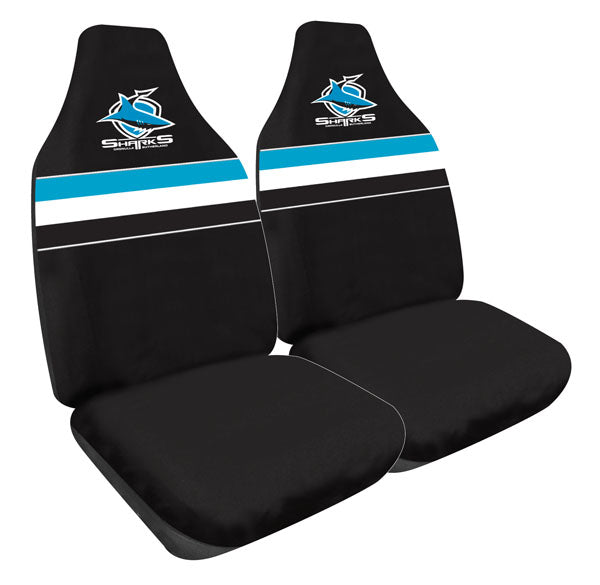 Sharks Car Seat Covers