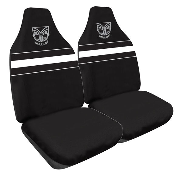 Warriors Car Seat Covers