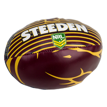 "Broncos Sponge 6"" Supporter Ball"
