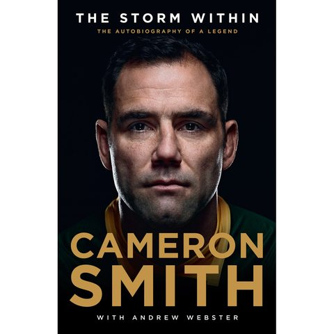 Cameron Smith - The Storm Within