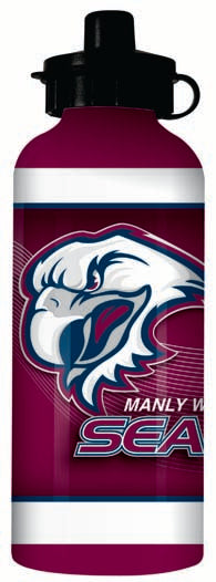 Sea Eagles Aluminium Drink Bottle