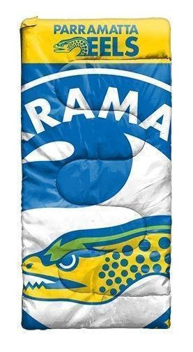 NRL TEAM SLEEPING BAGS