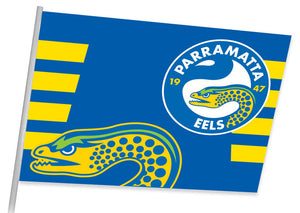 Eels Game Day Flag (87cm x 58cm)