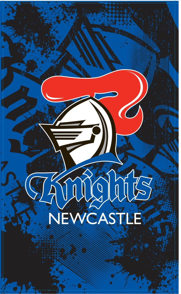 Knights Cape Flag (90cm x 150cm)