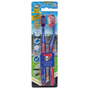 Newcastle Knights Toothbrush