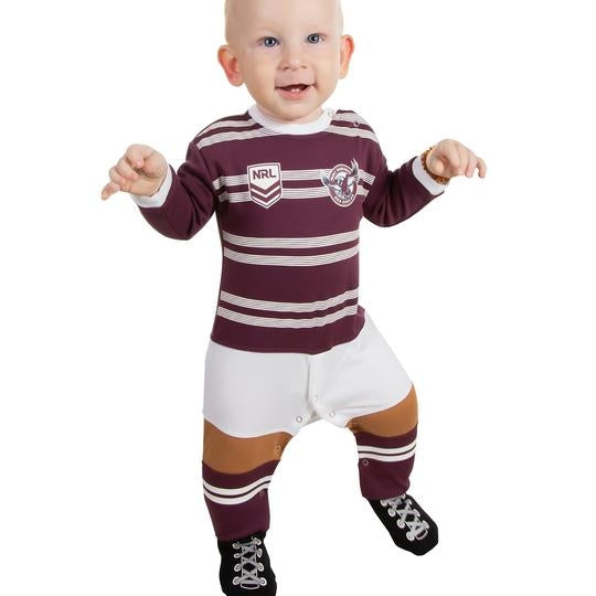 Sea Eagles Footy Suit (Full Length) - CALL STORE TO ORDER 029891 2655