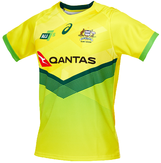 2020 Australian Rugby Sevens Jersey
