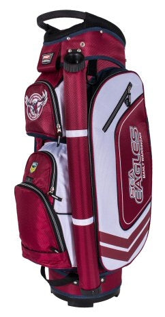 Sea Eagles Golf Bag