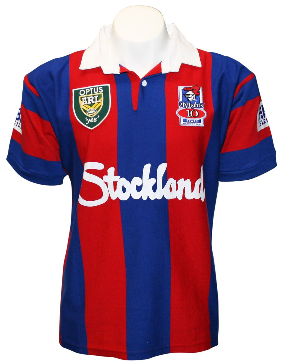 1997 Newcastle Knights Retro Jersey (SEPTEMBER Pre-order)