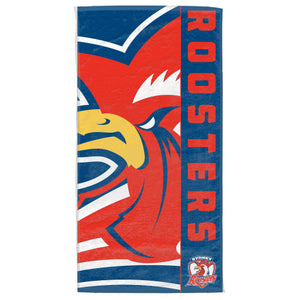 Roosters Beach Towel