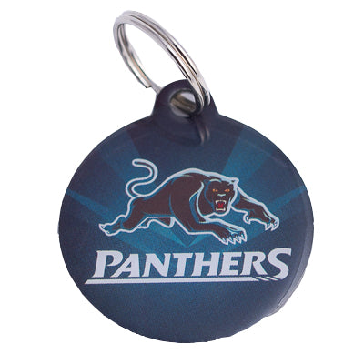 Panthers Pet ID Tag