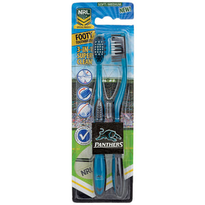 Penrith Panthers Toothbrush