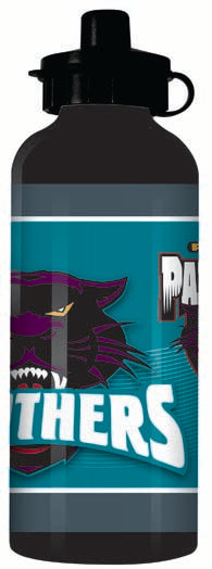Panthers Aluminium Drink Bottle