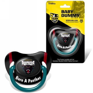 Panthers Baby Dummy