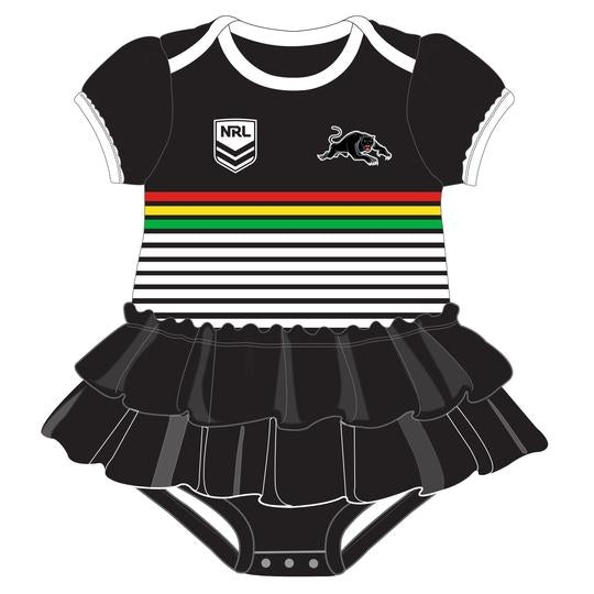 Panthers Footy Suit - Girls