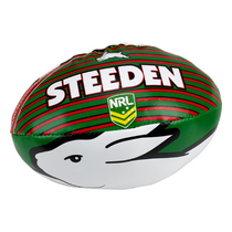 "Rabbitohs Sponge 6"" Supporter Ball"