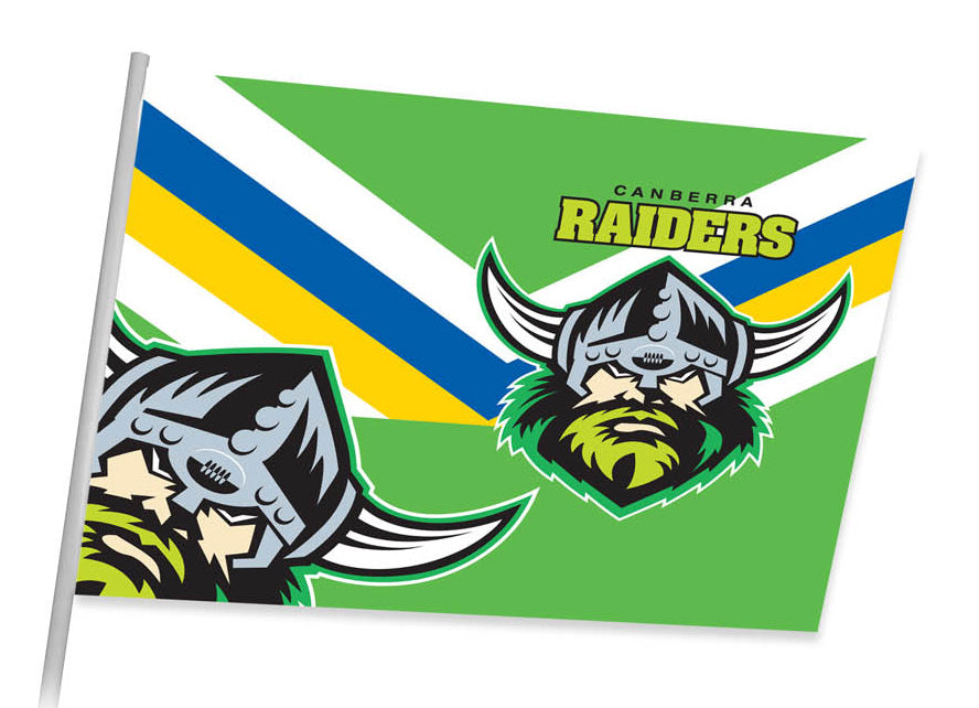 Raiders Game Day Flag (87cm x 58cm)
