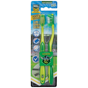 Canberra Raiders Toothbrush